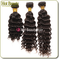 Wholesale outlet brazilian hair bundles brazilian virgin remy hair weave deep curly g pc