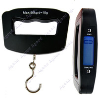 Wholesale New Kg g LCD Digital Electronic Portable Hanging Luggage Weight Hook Scales