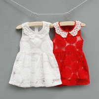 Wholesale Wholesales summer new Baby Kids Clothing Children s girls skirts lace fashion dance party tutu lace dress SS