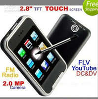 Wholesale MP3 Player GB MP4 Players Inch Screen GB PMP Media Vedio Player Fm Radio DV Camera GC