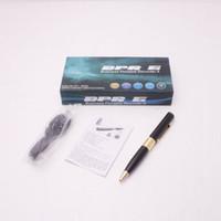 Wholesale NEW GB GB SPY Video Record Camera Pen HD DVR Micro SD Card Hidden HD camera pen
