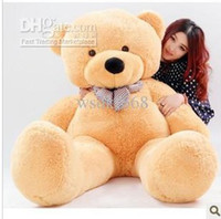Wholesale 1pc High quality Low price Plush toys large size100cm teddy bear m big embrace bear doll