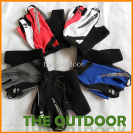 Wholesale Summer High Shock MTB Wearable Anti slip Breathable Cycling Gloves S M L XL XXL Half Finger Gloves