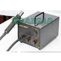 Wholesale AOYUE Solder Station V AOYUE850A AOYUE A AOUYE Repairing System for Aoyue A Hot Air SMD Soldering Iron