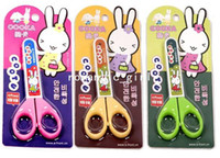 Wholesale Art scissors laciness combination of paper cutting prize novelty