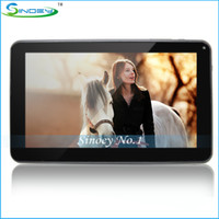 Wholesale 9 inch A23 Tablet PC Android ALLwinner A23 with multi touch capacitive screen wifi webcam P D MID M DDR3 GB GHz multi colors