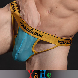 Wholesale Hot Sale Mens Bikini Underwear Penis bulge style briefs Polyamide Underpants for Men YAHE Brand MU1011A