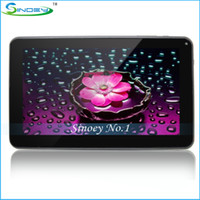 Wholesale 2013 Xmas inch Allwinner A13 Tablet T902 Dual Camera GB Capacitive Android Tablet PC Drop Ship