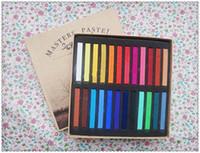 Wholesale Temporary Hair Chalk Fashion Hair dye Have Colors Fashion Hot Fast Non toxic Temporary Pastel Hair Dye Color Chalk fedex