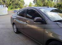 Wholesale Stainless Stain Window Frame Trim for NISSAN VERSA sunny SEDAN Car trim VERSA window protector