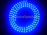 """12V   PVC 120cm Blue 48"""" 120 LED Car Light Flexible strip Bar car trim"""