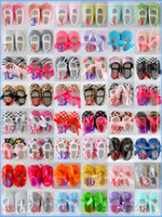Wholesale baby rosette crib shoes ribbon tie crib shoes sizes colors newborn fabric shoes pair