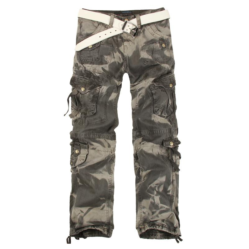 Womens Clothing Women Army Fatigue Pants Camouflage Cargo Pants Hip