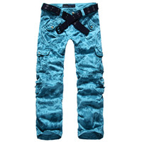 Wholesale Women Clothing Autumn Women s Camo Cargo Pants Girls Harem Hip Hop Pants Dance Costume Baggy Long Pants Casual Trousers