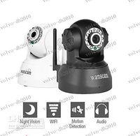 LLFA2126 Wanscam - cámara de vigilancia IP inalámbrica con ángulo Control Motion Detection noche visión libre DDNS