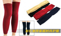 Wholesale longer thicker warm and stylish knee blue