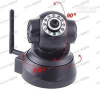 Wholesale LLFA2129 Nightvision IR LED IR Webcam Web CCTV Camera WiFi Wireless IP Camera wireless Dual Audio