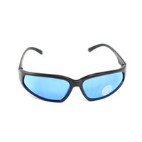 Wholesale Blue Lens Safety Glasses Goggles Protective Eyewear