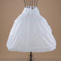 Wholesale Girl s pageant party ball prom wedding dresses Slip fabric Polyester Crinoline Petticoat underskirt
