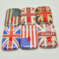 Plastic For Samsung Yes I8190 National Flag Case Cover For Samsung Galaxy S3 Mini I8190 Tribal Hard Plastic Back Cases