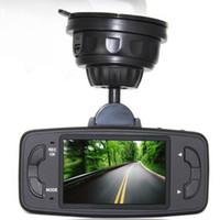 Wholesale GS9000 Car DVR Recorder Camera Original Ambarella P Full HD inch LCD Degree Wide Angle with GPS HDMI AV Out