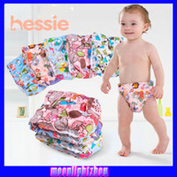 Wholesale new side leakage proof cloth diapers pocket diapers wash urinal environmental X1214154605