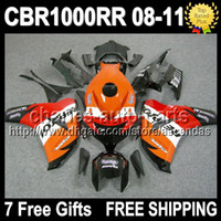 7gifts For HONDA CBR1000RR Repsol Orange 08- 11 CBR 1000 1000...
