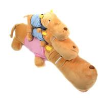 stuffed animal pillows - Lovely Short Plush Big Head Dog Toy Pillow Cushion Soft Throw Pillow Stuffed Animal Toys Christmas Present Birthday Gift cm cm BG001