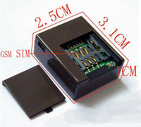 spy gsm - Sound Activated Micro GSM Spy Ear GSM Remote Voice Listening Device X3