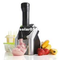 Wholesale Fruit Home Ice Machine Ice Cream Makers Free Fedex