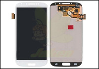 Wholesale I9500 LCD With Touch Screen Digitizer Assembly Hot Sale High Quality White Replacement For Samsung Galaxy S4 I9500 Free Singapore Air Post