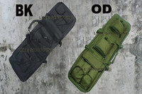 backpack od green - 48 quot SWAT Dual Tactical Rifle Carrying Case Gun Bag for BK or OD COLOR CHOOSE