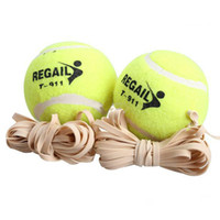 Wholesale Lowest Price Sports Tennis Training Ball Trainer Exercise Ball with Rubber Rope