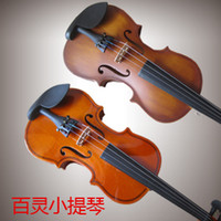 Wholesale Quality violin practice all solid wood violin books cd