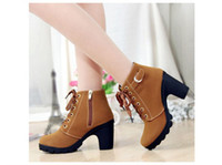 Wholesale 2013 New Arrival women s Boots Ankle wedge colors Green Black Brown One pair