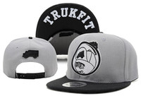 Wholesale Hats amp Caps Store Factory prices Trukfit Snapback Hats street caps Quality Headwear also baseball football basketball team hats