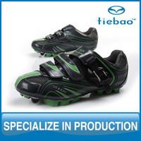 zapatos de la nueva del estilo de Tiebao MTB / ciclo con el nuevo diseño de color de remolque