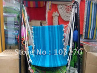 Wholesale Swing Chair Guaranteed cotton sponge cushion garden hanging chair swing