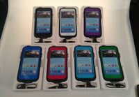 Wholesale SAMSUNG GALAXY S4 S3 I9300 WATERPROOF DIRTPROOF SHOCKPROOF CASE SEALED COLORS