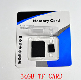 Wholesale Class GB SD TF Memory Card with Adapter Blister Packaging for Smartphones and Tablets Day Dispatch for e73 mode n