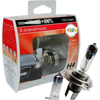 Wholesale X treme Vision halogen xenon bulb H4 XV headlight bulb lamp V W Replacement for Philips style AAA