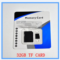 32GB aspen packages - DHL EMS New GB SD Card TF Memory Card Class Flash SDHC Cards Adapter Free Retail Package vivaz pro aspen hazel elm xperia pureness