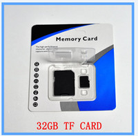 Wholesale DHL EMS New GB SD Card TF Memory Card Class Flash SDHC Cards Adapter Free Retail Package xperia te jil sander mobile optimus slider