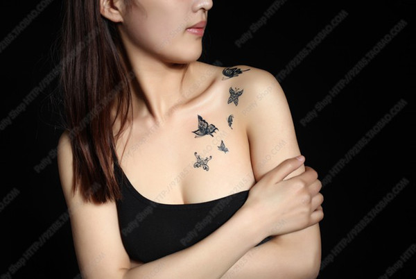 Chest tattoos women chest tattoos short hairstyle 2013 - Tatouage poitrine femme ...