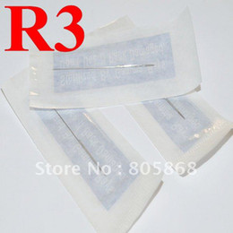Wholesale Disposable sterile needles for permanent makeup R R R F F F