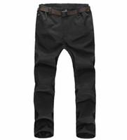 Wholesale 2013 sportswear Camping amp Hiking pants ski pants gor tex material waterproof breathable slim fit pants C1329