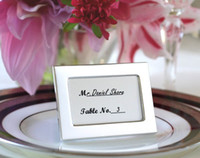 Wholesale Memories by the Dozen Set of Miniature Photo Frames Placecard holders wedding favors birthday party gifts giveaway souvenir