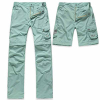 Wholesale Outdoor UV Protection Summer Sports Hiking Camping Quick Fast Speed Dry Pants Women Military Green C1332