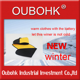 Wholesale Whosale new Electric Heating Waist Brace Support Heating Protection With Charge Battery For Winter Oubohk