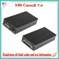 MB Carsoft 7. 4 Multiplexer Can read erase all fault codes an...